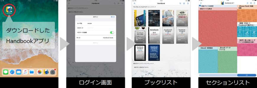 タブレット、スマートフォンではどんなふうに見えますか?