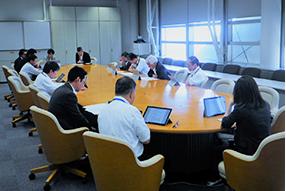 大阪国際会議場様 ご利用イメージ